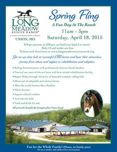 Spring Fling at Longmeadow Rescue Ranch - Syndical - http://syndical.com/blog/spring-fling-at-longmeadow-rescue-ranch-syndical-3/