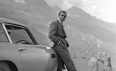 James Bond 007, the exhibition: 50 years of Bond style at Grande Halle de La Villette from April 16 until Septembre 4, 2016