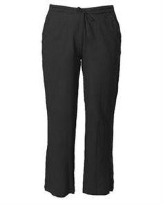 Black Pants - Fair Trade Clothing