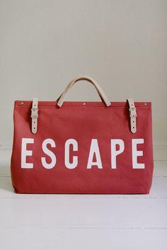 Forest Bound Escape Bag in Rose