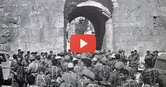 Such a powerful video. Sometimes one can take Jerusalem for granted - it wasn't that long ago that we didn't have it!