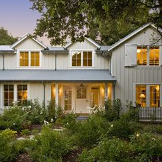 Farmhouse Exterior Design, Pictures, Remodel, Decor and Ideas