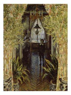 Claude Monet Pôster na AllPosters.com.br
