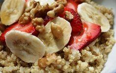 Nejlepší podzimní recepty s quinoou - Běhej srdcem