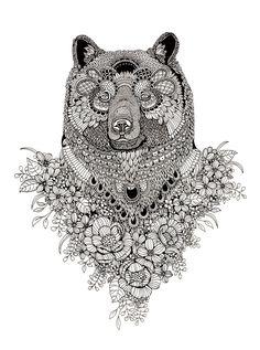 Rosalind M. Illustration