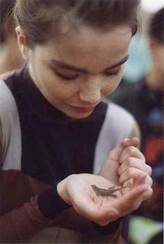 En fotos: Björk.