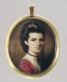 Elizabeth Ann Timothy (Mrs. William Williamson), ca. 1775-85  Artist: Henry Benbridge (American, 1743-1812)