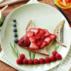 Give your children a surprise lunch or a healthy treat at a party  before the holidays end!