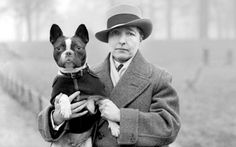 Radclyffe Hall, best known for her novel The Well Of Loneliness, seen as a groundbreaking work of lesbian literature, was born on 12 August Tomboy Look, English Writers, Head In The Sand, Writers And Poets, Vintage Dog, America's Got Talent, Popular Culture, Dog Photos, Read More