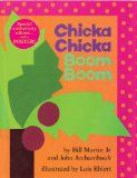 * ABC's * chicka chicka boom boom by Bill Martin Jr and John Archambault. illustrated by Lois Ehlert. this book is about all the letter climbing up to the top of a tree and then fall down. this book can be used to teach the alphabet Good Books, Books To Read, My Books, Quiet Books, Best Children Books, Childrens Books, Young Children, Toddler Books, Lois Ehlert