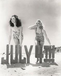 #vintage #4th #July