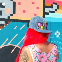 May your day be filled with diamonds & donuts with Nyan Cat hums on the… Nyan Cat, Donuts, Captain Hat, Diamonds, Cats, Book, Instagram Posts, How To Wear, Fashion