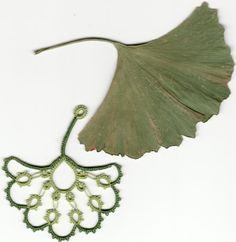 Gingko leaf by MercyPres