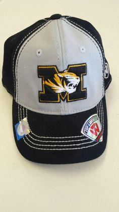 pretty nice 8d8cc 5979f Missouri Tigers Youth Stretch Fit Hat by Top of the World www.shopmosports. com