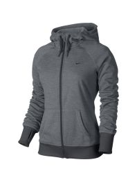 Great for a walk/run around the neighborhood in these cold temperatures. Find this hoodie at Hibbett Sports.