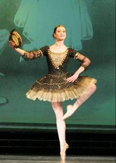 Aurelie Dupont in Esmeralda