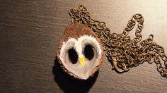 Walnut shells & Owl faces