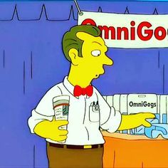 OmniGogs Salesman