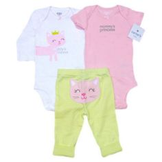 Carter's GBC-JP07 (Mommy's Princess) (Infant clothes philippines) http://gardeningbear.com/wp/product/carters-gbc-jp07-mommys-princess-infant-clothes-philippines/