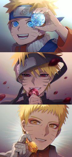 | Save & Follow | Naruto Uzumaki • Naruto Shippuden