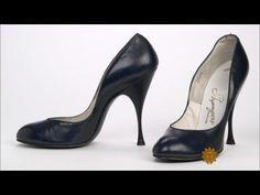 CBS Sunday Morning: Why do women wear high heels?