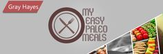 My Easy Paleo Recipes  Facebook Cover