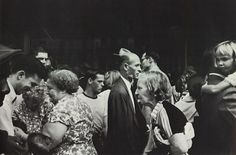 Robert Frank, Canal Srteet, New Orleans, 1955