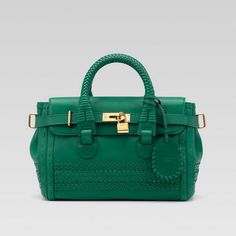 "Gucci bags and Gucci handbags 263945 3671 ""handmade"" medium top handle bag with woven web detail 300 Replica Handbags, Gucci Handbags, Purses And Handbags, Gucci Bags, Nice Handbags, Ladies Handbags, Gucci Gucci, Chanel Online, Gucci Shoulder Bag"