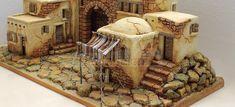 Fairy House Crafts, Muñeca Diy, Desert Homes, Firewood, Backdrops, Decorative Boxes, Miniatures, Texture, Christmas