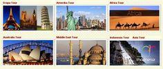 Wisata muslim mancanegara: eropa, amerika, afrika, australia, timur tengah, indonesia, asia