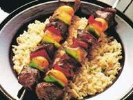 Adventure to Greece with this lamb dish, marinated for supreme flavor and tenderness.