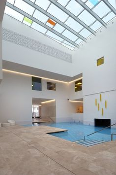Skodsborg Spa & Fitness  Skodsborg / Denmark / 2012    Henning Larsen Architects