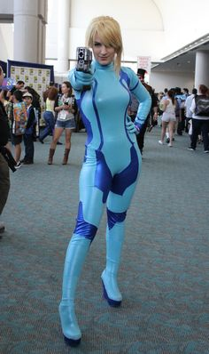 Zero Suit Samus — Super Smash Bros. Brawl