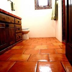 Long Lasting Clay Tile Flooring - Home Design and Decor ...