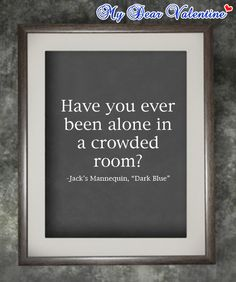 1000 Images About How Can You Be Alone In A Crowd On