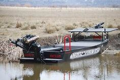 Image result for Custom Bowfishing Boats