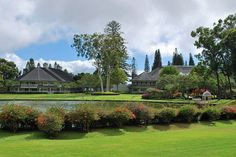 The Four Seasons Lodge at Koele, Lanai. The best Greg Norman golf course ever!