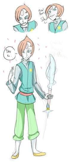 Male!Pearl by Artisan-Garden.deviantart.com on deviantART