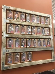a6f26ece4739 People also love these ideas. Employee Wall - love this idea! Verde Valley  Ace