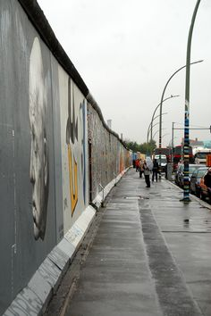 Berliner Mauer (Wall of Berlin) October 2011. Made by me