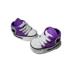 d518dc9320e8 Crochet cool baby booties Converse All star handmade sneakers cotton  booties for newborn shoes for kids