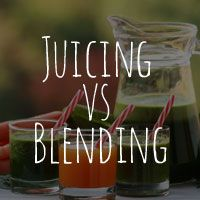 Juicing Vs. Blending: Which Is Better For Your Bones? Get The Evidence-Based Facts