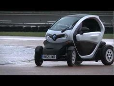 Will it drift? Renault Twizy