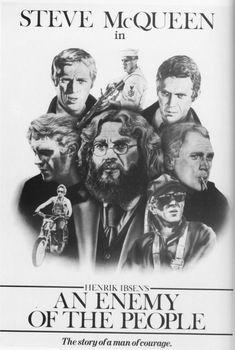 Steve McQueen - Un Ennemi du peuple (An Enemy of the People) - 1978