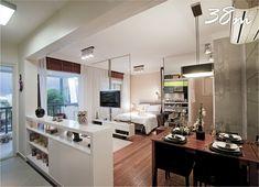 cozinha compacta de studios decorados - Pesquisa Google