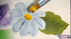 Pinturas Decorativas *One Stroke Painting* Pintura Facil Para Ti