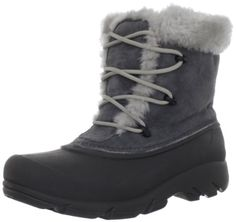 online shopping for Sorel Women's Snow Angel Lace Boot from top store. See new offer for Sorel Women's Snow Angel Lace Boot High Leather Boots, High Ankle Boots, Mid Calf Boots, Lace Up Boots, Snow Boots Women, Winter Snow Boots, Winter Shoes, Women's Shoes, Shoe Boots