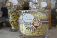 Sweet vintage baby shower ideas for a dessert table and tablescape by Simply Sienna