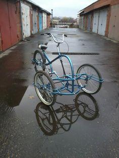 Реверстрайк Tricycle Bike, Trike Bicycle, Motorcycle Bike, Three Wheel Bicycle, Velo Cargo, Custom Trikes, Solar Car, Reverse Trike, Chopper Bike