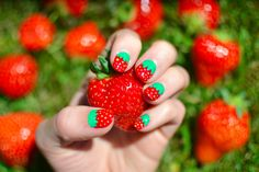 10Fruity Manicures for Your Summer Nail Inspo from InStyle.com  http://miascollection.com